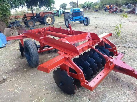 16 disc harrow for sale. Chinhoyi